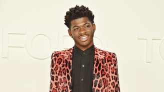 Lil Nas X Jokes His Grammys Are Going In The Basement After Getting An Award He Likes More