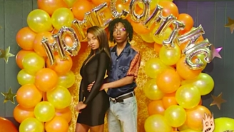 Lil Tecca Takes Over The Homecoming Dance In His Cole Bennett-Directed 'IDK' Video