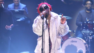 Lil Wayne Brings His 'Funeral' Album To 'The Tonight Show' By Performing 'Dreams'