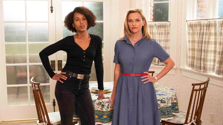 Reese Witherspoon And Kerry Washington In Hulu's 'Little Fires Everywhere' Trailer