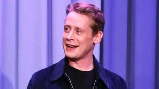 Macaulay Culkin Owns Up To A 'Disaster' Of An Audition For 'Once Upon A Time In Hollywood'