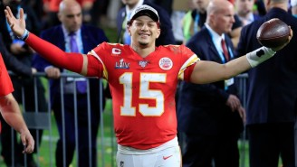 Patrick Mahomes' Late Kneel Downs Gave Some Super Bowl Prop Bettors A Horrendous Beat