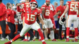 Patrick Mahomes And The Kansas City Chiefs Overcame A 10-Point Deficit To Win Super Bowl LIV