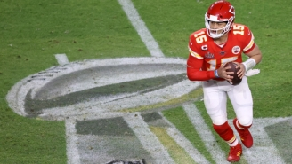 Patrick Mahomes Picked A Bad Time To Make The Worst Throw Of His Career