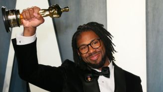 'Hair Love' Director Matthew Cherry Dedicated His Best Animated Short Oscar Win To Kobe Bryant