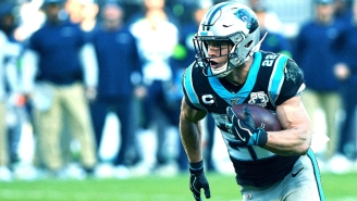 Christian McCaffrey Is Now The NFL's Highest Paid Running Back