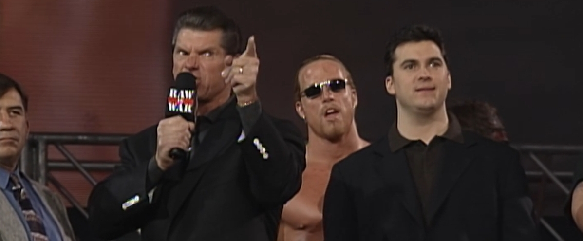 The Best And Worst Of WWF Raw Is War 12/28/98: The End Of Heartache