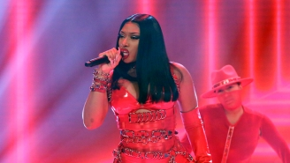 Megan Thee Stallion Gives A Crowd-Pleasing 'Tonight Show' Performance Of 'B.I.T.C.H.'