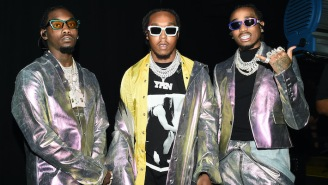 Migos, Young Thug, And Travis Scott Team Up For The Nonchalant 'Give No Fxk'