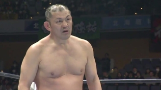 NJPW's Minoru Suzuki Made Some Strong Points About Jon Moxley's Success And WWE In Japan