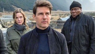 'Mission: Impossible 7' Production Is On Hold Over Coronavirus Fears In Italy