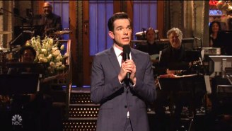 Yes, The Secret Service Really Did Investigate John Mulaney For His 'SNL' Monologue
