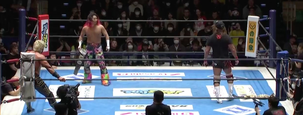 New Japan Pro Wrestling Has Canceled Several Events Because Of The Coronavirus Outbreak