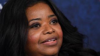 Octavia Spencer Found All Those 'Ma' Memes And Loved Sharing Them On Social Media