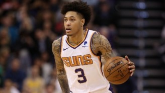 Suns Forward Kelly Oubre Jr. Reportedly Suffered A Torn Meniscus