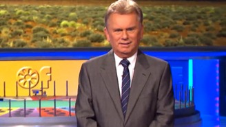 This Ridiculous 'Wheel Of Fortune' Puzzle Solve Even Shocked Pat Sajak