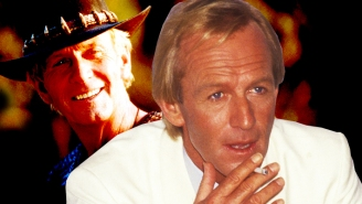 Remembering The (Weird) Time That Paul Hogan — AKA Crocodile Dundee — Hosted The Oscars