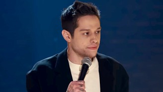 Pete Davidson Is Campaigning For Glenn Close To Get An Oscar After Seven Nominations And Zero Wins