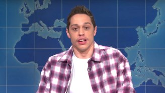 Pete Davidson Sounds Fed Up With 'SNL'