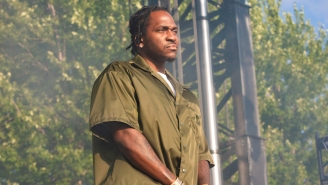 Pusha T Reveals His 'Huntin Season' Track With Jadakiss Was Removed In Light Of Pop Smoke's Death