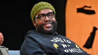 The Roots Were Honored With Their Very Own Street, To The Surprise Of Questlove