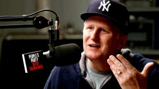 Michael Rapaport Addresses His Controversial Kenya Moore Comments On The Latest 'People's Party'
