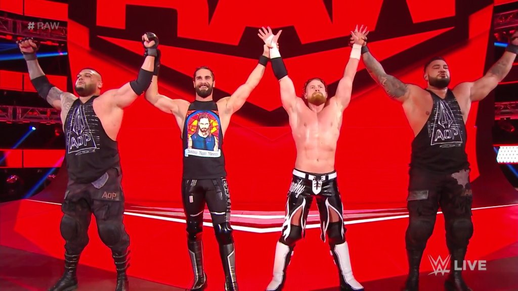 WWE Raw Results 2/3/20