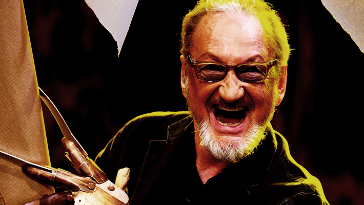 A Chat With Robert Englund On Freddy Krueger, His Travel Channel Show, And Ice Cream