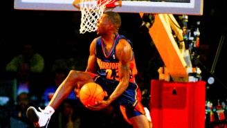 Remembering Jason Richardson's Epic 2003 Dunk Contest Performance