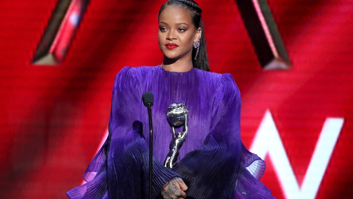 Rihanna Said Everyone Needs To 'Pull Up' To Support Black People On Issues Of Race