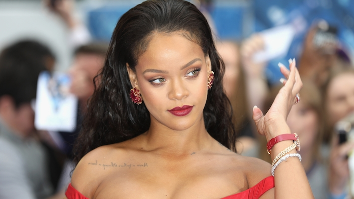 Here's How Rihanna Celebrated Her 32nd Birthday