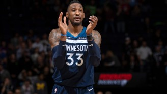 The Timberwolves Are Reportedly Seeking Two First Round Picks For Robert Covington