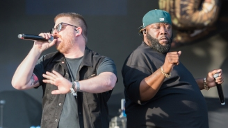 Run The Jewels Rock Out With Travis Barker For Their New Single, 'Forever'