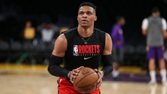 Russell Westbrook Is In Quarantine After Testing Positive For COVID-19