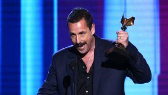 Adam Sandler Addressed His Oscar Snub In His Hilarious Independent Spirit Awards Acceptance Speech