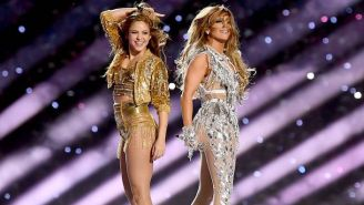 Sales Of Jennifer Lopez And Shakira Songs Jumped Nearly A Thousand Percent After The Super Bowl