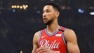 Sixers Executive Daryl Morey Stressed The Team Is 'Not Trading Ben Simmons'