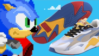 Puma Is Dropping A Sonic The Hedgehog Capsule Collection The Includes Two Fly RS-X3s
