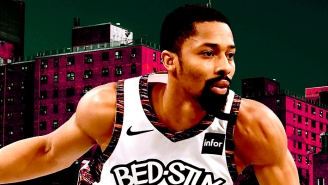 Spencer Dinwiddie Is Thriving After Being Given An 'Opportunity' In Brooklyn
