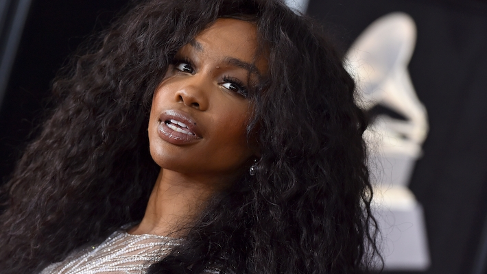 SZA Said She's Never Doing Video Interviews Or Photos After Her 'Rolling Stone' Cover