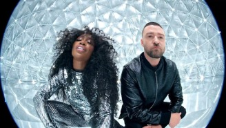 SZA And Justin Timberlake Finally Share Their Funky Collaboration, 'The Other Side'
