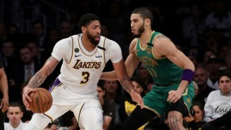 Jayson Tatum Put On A Show, But The Celtics Fell Just Short Against The Lakers