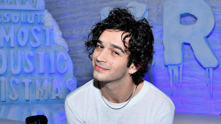 The 1975's Matty Healy Once Performed On Stage With Green Day As A Kid