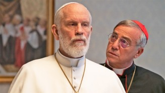 What's On Tonight: 'The New Pope' Gets Confrontational, And '9-1-1: Lone Star' Has A Farming Accident