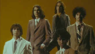 Clones Of The Strokes Are For Sale In The Band's '70s-Style 'Bad Decisions' Video