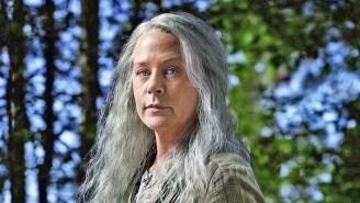 Watch Carol Lose It Less Than A Minute Into 'The Walking Dead' Midseason Premiere