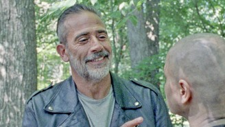 Negan Is Definitely Responsible For The Sexual Content Rating On 'The Walking Dead' Midseason Premiere