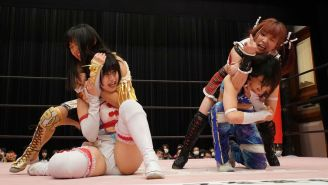Coronavirus Canceled Events, So Tokyo Joshi Pro Wrestling Will Hold A No-Fans Tournament For A Gift Card