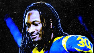 Todd Gurley Wants To Do A Better Job Of Helping Out Because It's Always 'Bigger Than Football'