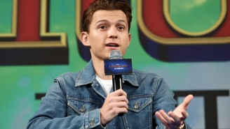 Tom Holland Was So Wound Up Over His Spidey Audition Process That He Nearly Destroyed His Computer